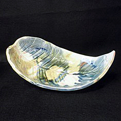 long leaf bowl