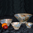 bowls in a variety of sizes detail/order